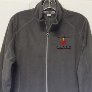 Plano ISD Embroidered Microfleece Jacket or Vest